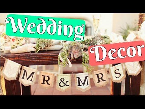 WEDDING VENUE DESIGN MEETING! CHOOSING WEDDING DECOR + WEDDING DECORATIONS FOR RECEPTION!