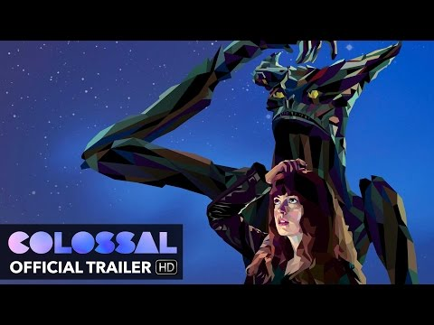 COLOSSAL Trailer [HD] Mongrel Media