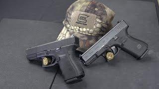 Glock19: Gen4 FS vs Gen5