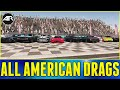 Forza Horizon 2 Online : ALL AMERICAN DRAG RACING!!! (AR12 Open Lobby)