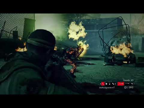 Zombie Army Trilogy Back to Berlin Tower of HellFire gamereviews.gr