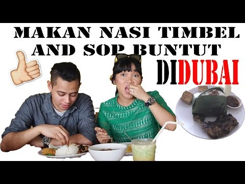 RESTAURANT INDONESIA DI DUBAI | DAPUR KITA |