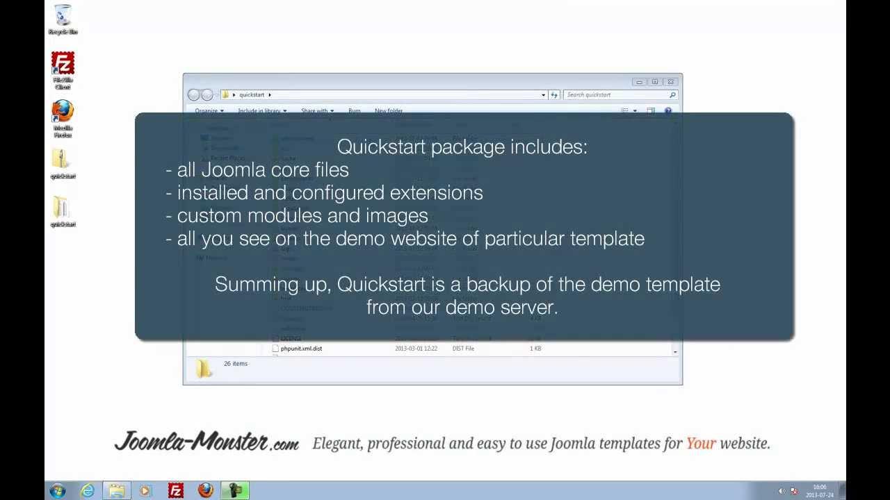 Official jsn epic pro v2. 0 quick start guide version for joomla.