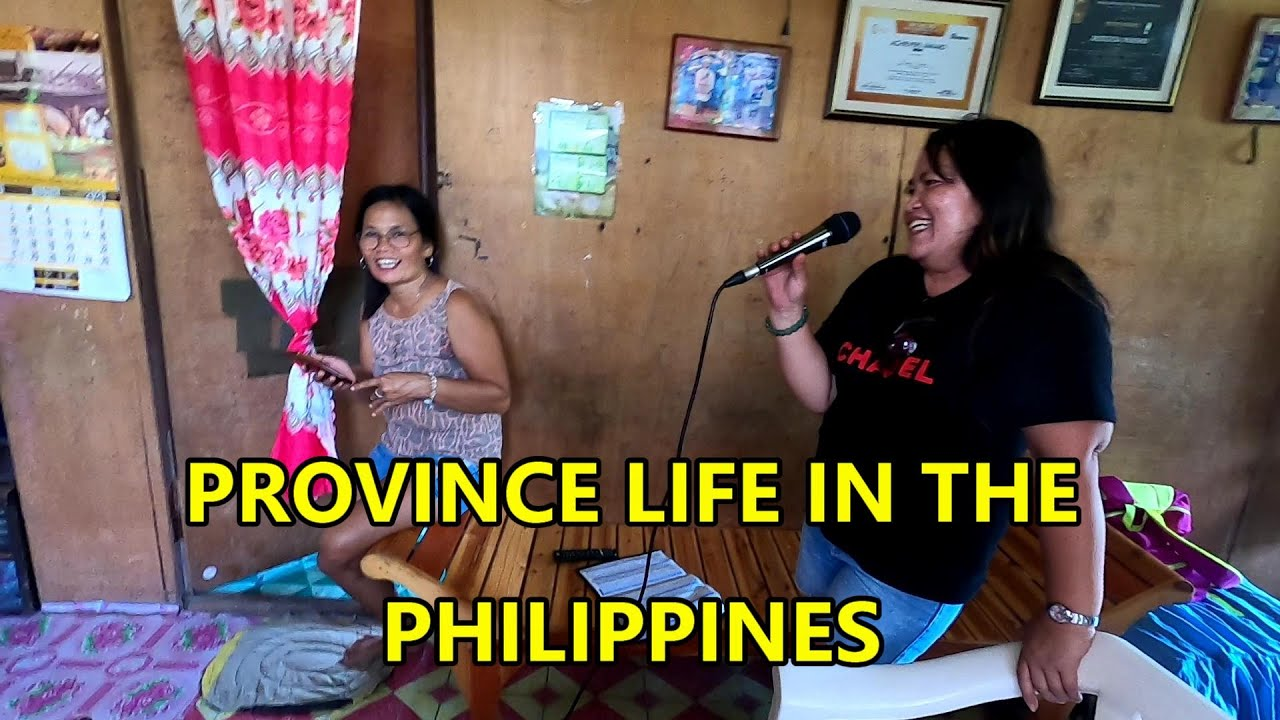 PROVINCE LIFE IN THE PHILIPPINES, LILOAN, CEBU