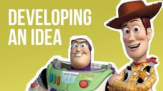 Pixar Storytelling Rules #8: Developing an Idea