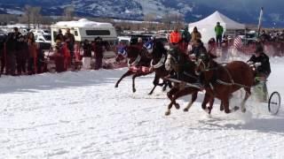 Cutter Races, Jackson Hole, 2-13-16