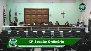 Sessão da Câmara 05.06.19