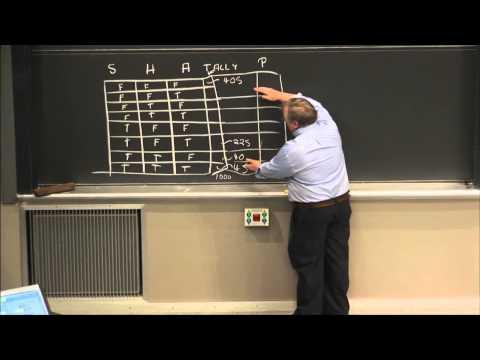 21. Probabilistic Inference I