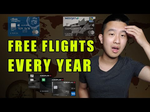 Best Airline Credit Cards 2020: RBC WestJet & MBNA Alaska World Elite | Companion Passes/Fares
