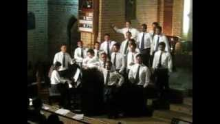 There is nothin' like a dame (Malagasy version) -- AMI (Anglican Music Institute)