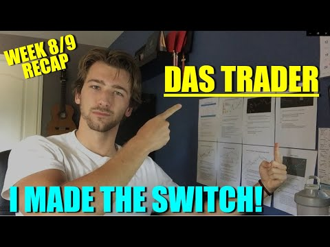 I Love DAS Trader Already!  | CMEG | Week 8/9 |  (How To Day Trade Journey: Episode 15)
