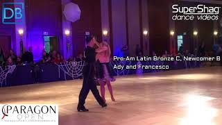 DanceBeat Update! Paragon 2017! Pro Am Latin Winners!