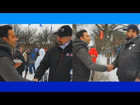 La manifestation la plus raciste au Québec
