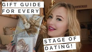 DATING ADVICE: Holiday Gift Guide For Every Stage Of Dating! | Shallon Lester