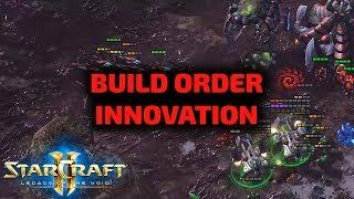 BUILD ORDER INNOVATION