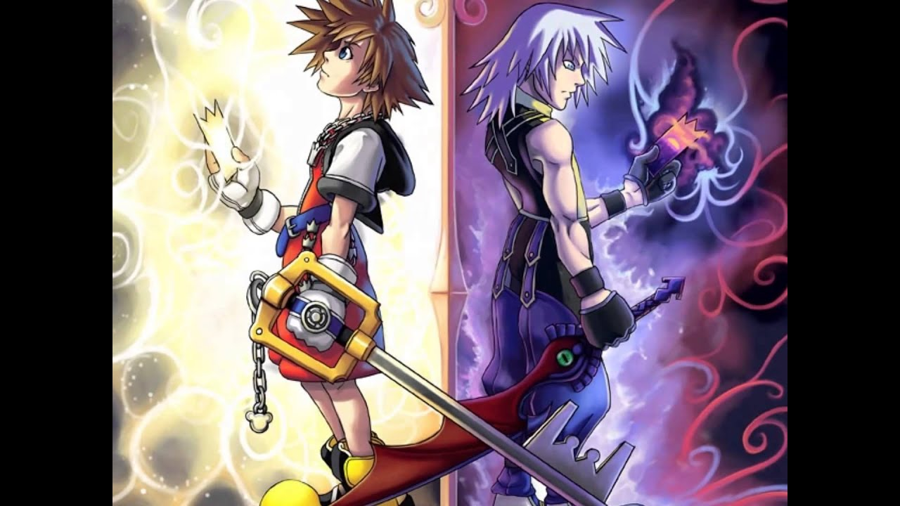 Kingdom hearts simple & clean and sanctuary remixes and extras mp3.