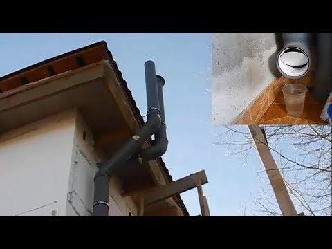 Как сделать правильную! вытяжную вентиляцию в доме