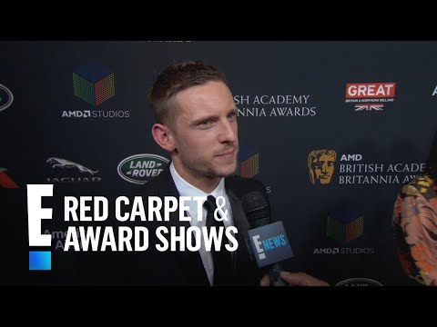 Jamie Bell Reveals Ideal Date Night With Kate Mara | E! Red Carpet & Award Shows