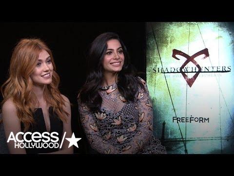 Katherine McNamara & Emeraude Toubia On The Closeness Of The 'Shadowhunters' Cast