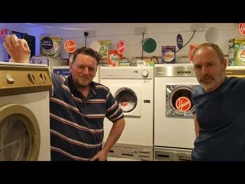 The History Of Washing Machines In The UK