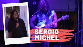 Interview: Sergio Michel with Sally
