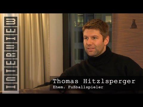 Interview Thomas Hitzlsperger 'Gemeinsam gegen alltägliche Homophobie'