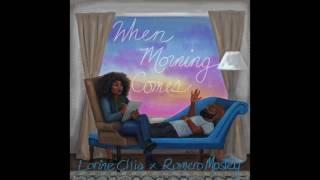 """Lorine Chia & Romero Mosley - """"Intergalactic Love (interlude)"""" OFFICIAL VERSION"""