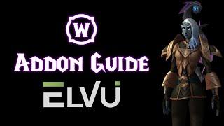 Best WoW UI | ElטUI Addon Guide | World of Warcraft 9.0