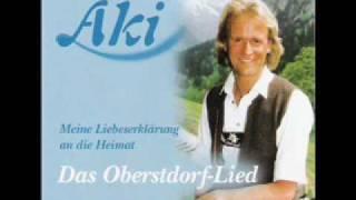 Aki Aurelius: Das Oberstdorf - Lied