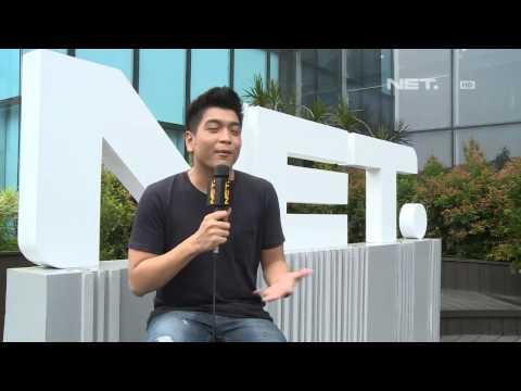 Entertainment News - Taufik Efendi Cerita Soal News Anchor
