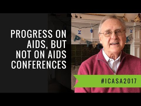 Stephen Lewis: Week in Review 179 — Progress on AIDS, but not on AIDS conferences