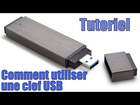 tutoriel comment utiliser une clef usb youtube. Black Bedroom Furniture Sets. Home Design Ideas