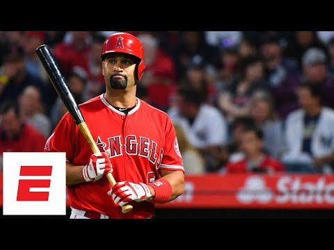 [FULL] Albert Pujols chats with Alex Rodriguez about his pursuit of 3,000 hits | ESPN