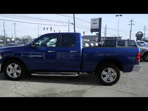 2011 dodge ram 1500 bob allen motor mall danville ky 40422 youtube. Black Bedroom Furniture Sets. Home Design Ideas
