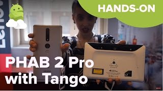 Early Look: PHAB 2 Pro with Project Tango