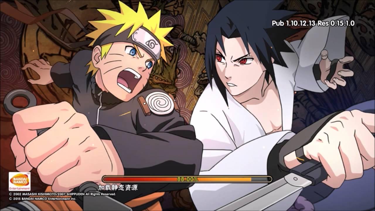 Naruto Mobile APK (clubdosgames com br)
