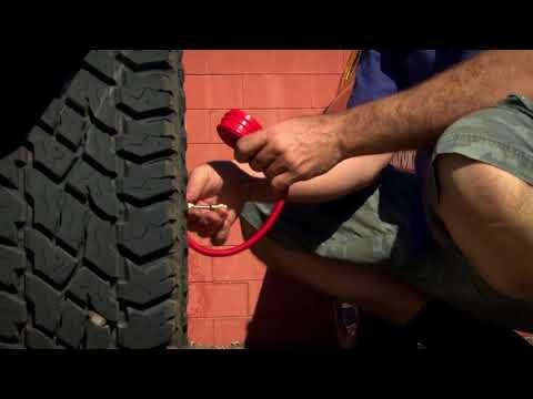 Cooper - Tyre Pressures
