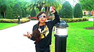 "BABY KAELY ""THANK YOU"" AMAZING 9 YEAR OLD RAPPER"