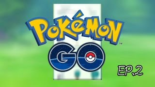 【Pokemon go】精靈寶可夢 EP.2:果然在市區就是不一樣阿...