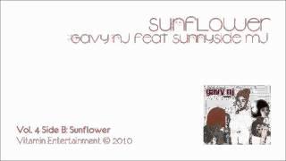 audio   gavy nj sunflower feat sunnyside mj