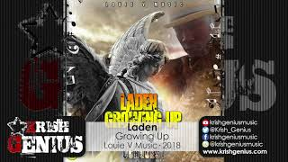Laden - Growing Up - August 2018