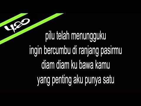 Lirik Fourtwnty - Diam Diam Kubawa