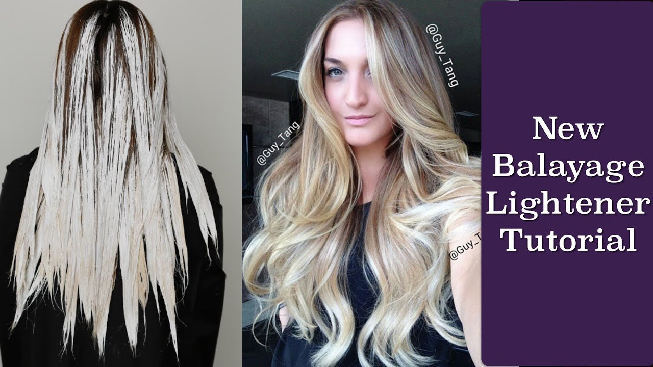 Ombre hair tutorial guy tang