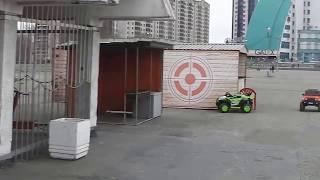 видео Ласточки вернулись на Речной вокзал