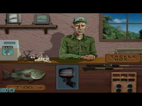 Bass Masters Classic Pro Edition - SNES Gameplay