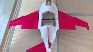 Alenia Aermacchi M-346 RC e-JET build #3