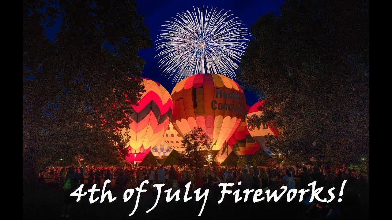 4th of july fireworks larosa u0027s balloon glow 2017 coney island