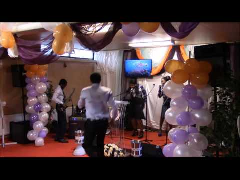 Rccg, Jesus Centre Turku, Wind of change 2015 Praise