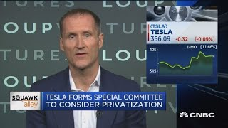 Gene Munster: 3 to 9 months until Tesla goes private