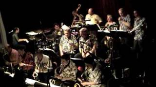 "Mark Hix Big Band ""Who Can I Turn To?"""